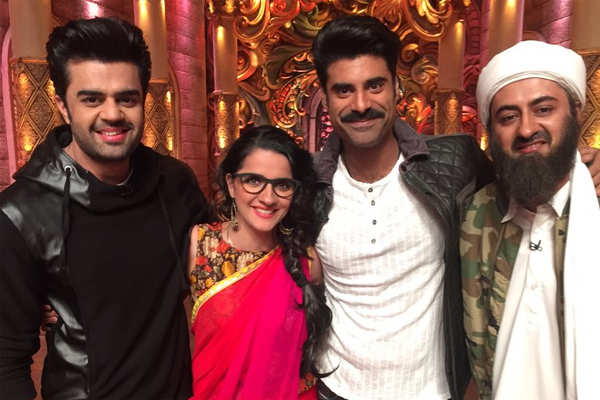 Tere Bin Laden: Dead or Alive' cast on 'Comedy Night Bachao