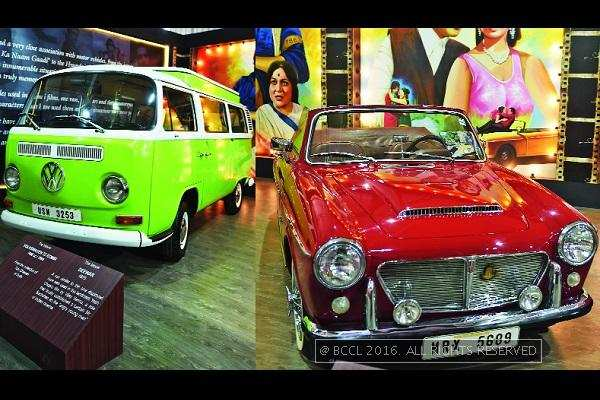 Sholay: Bollywood's iconic cars displayed at the Auto Expo