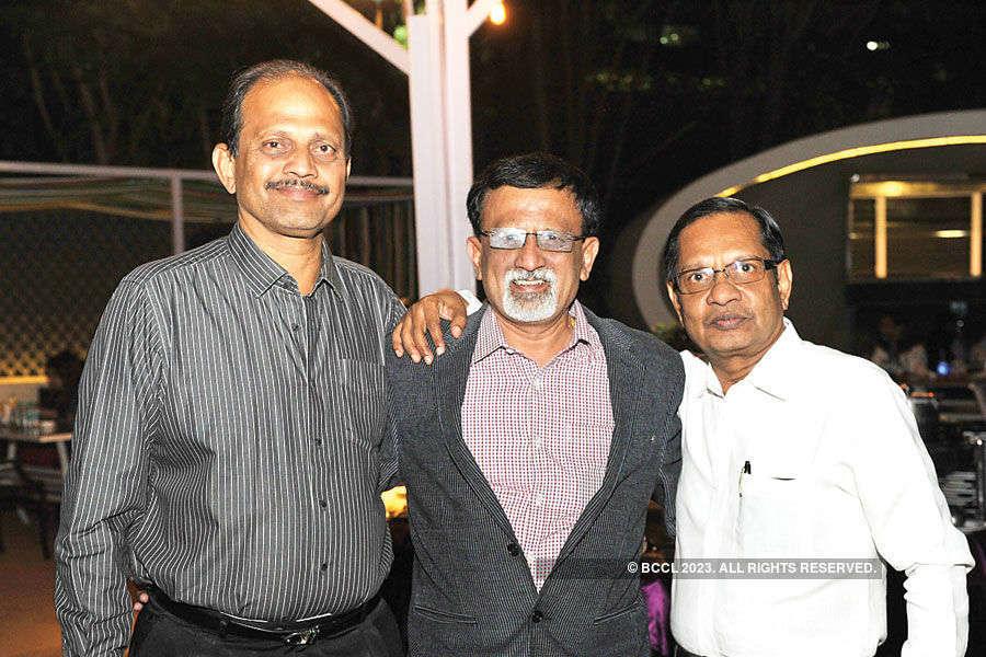 Deccan Harvest: Re-launch party