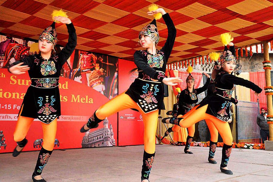 30th Surajkund International Crafts Mela