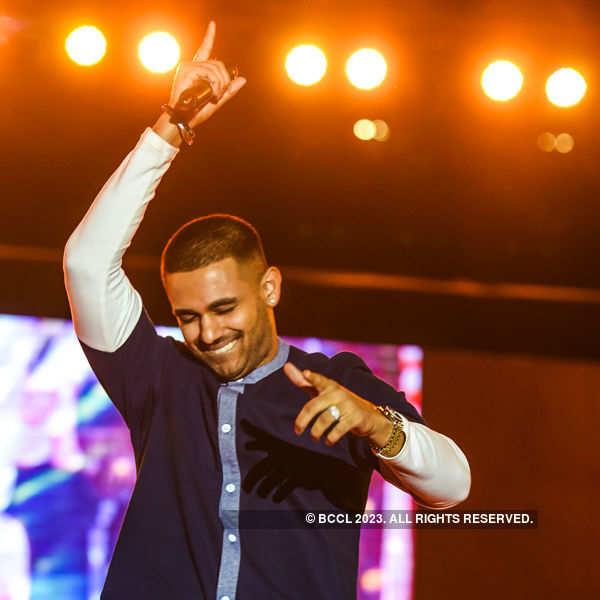Celebs at Sanam Re music concert