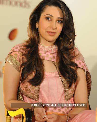 Karisma at product launch