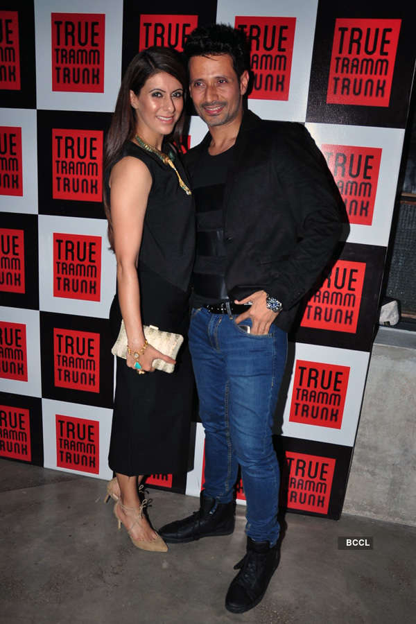Celebs attend Meet Bros party