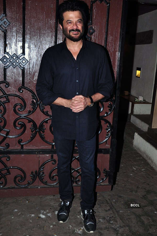 Celebs attend Anil Kapoor's party