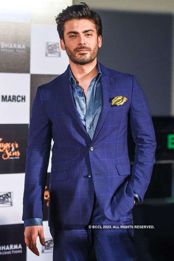 Kapoor & Sons: Trailer launch