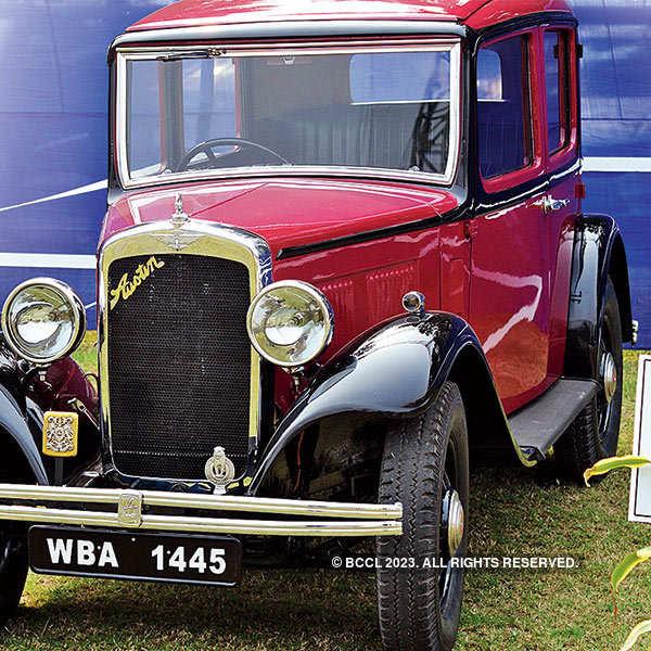 Vintage car & Dog show