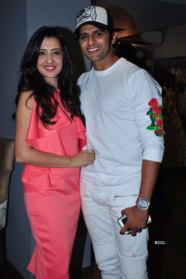 Celebs at Ghanasingh & Amy Billimoria Store Launch