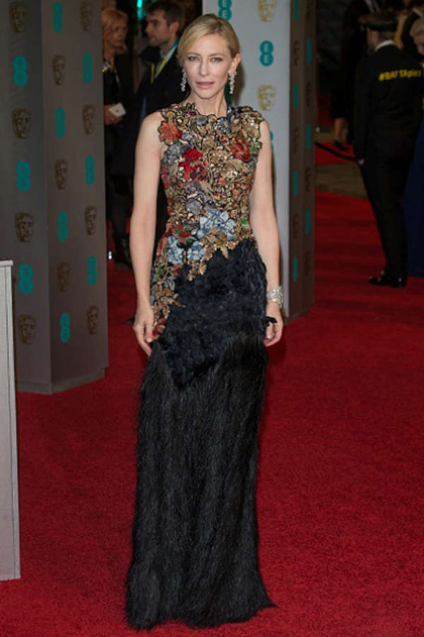 BAFTA 2016: Red Carpet
