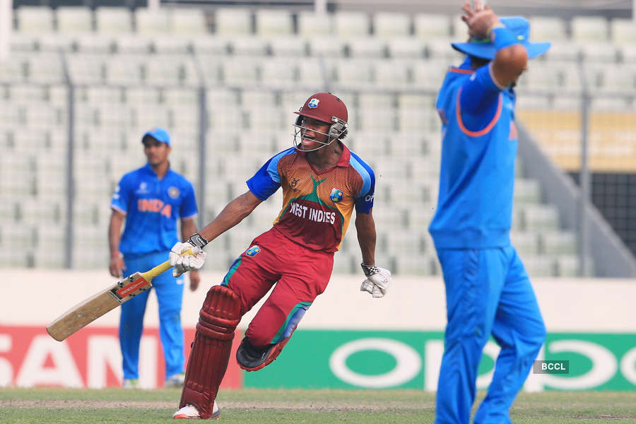 West Indies stun India to win U-19 World Cup