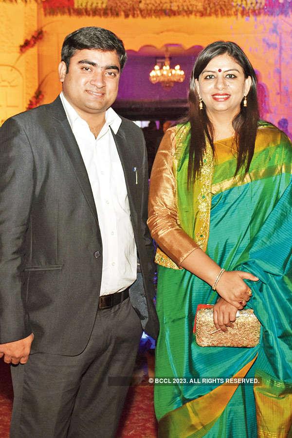 Pallavi & Vaibhav's marriage ceremony
