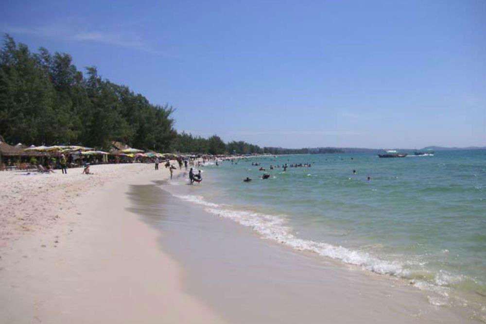 Ouchetal Beach