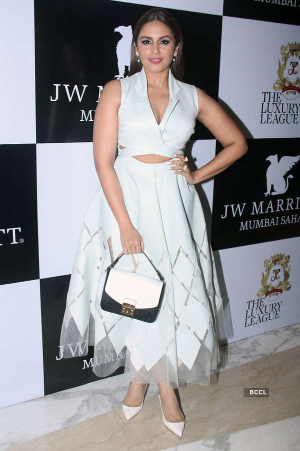 Celebs @ Luxury League Sessions Party