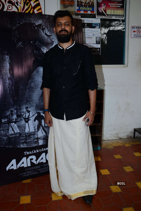 Bejoy Nambiar's Music Video Launch