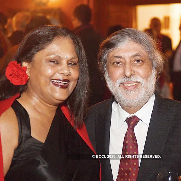 Bhaichand Patel's V-Day party