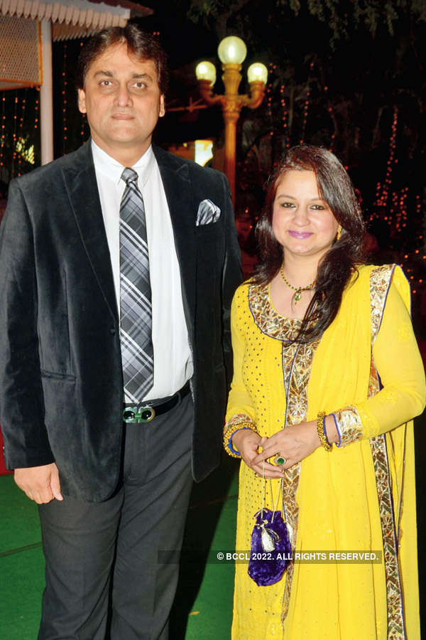 Aamer & Ruba's sanchak ceremony