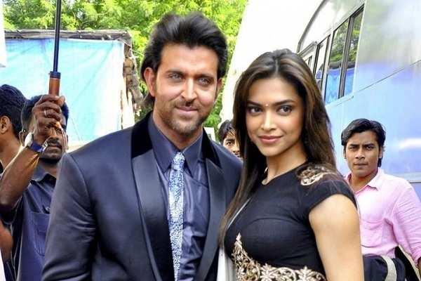 Hrithik Roshan and Deepika Padukone to pair up onscreen?
