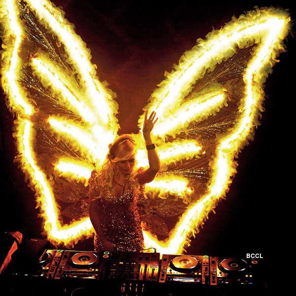 DJ party @ Stellar