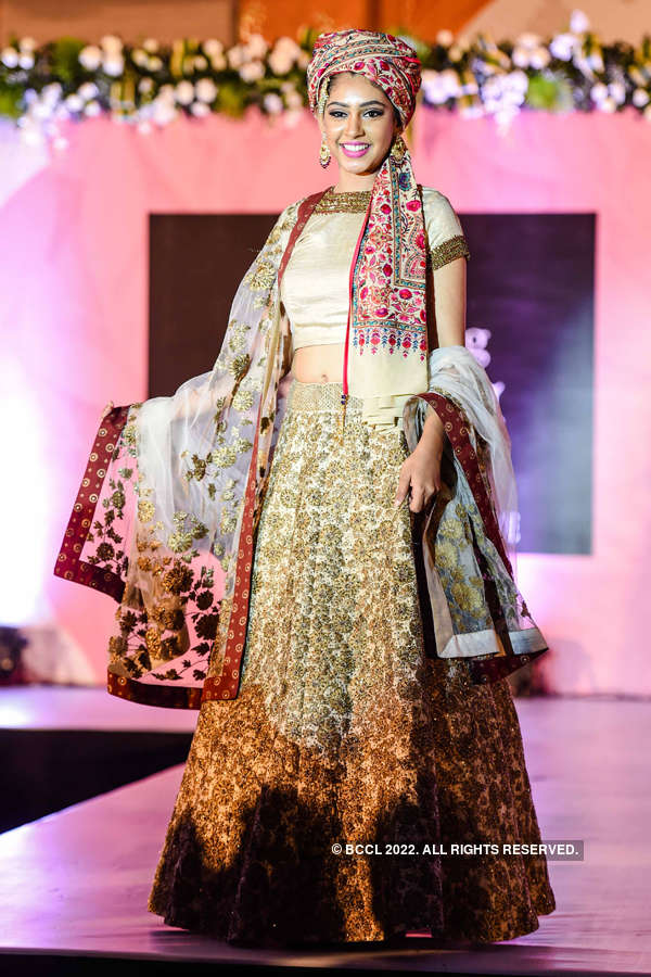 Celebs walk the ramp for cause
