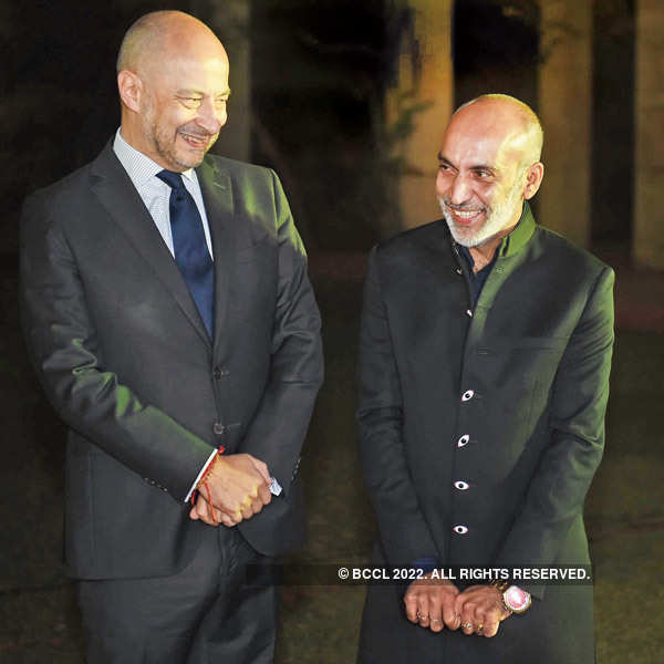 Manish Arora honoured with French distinction