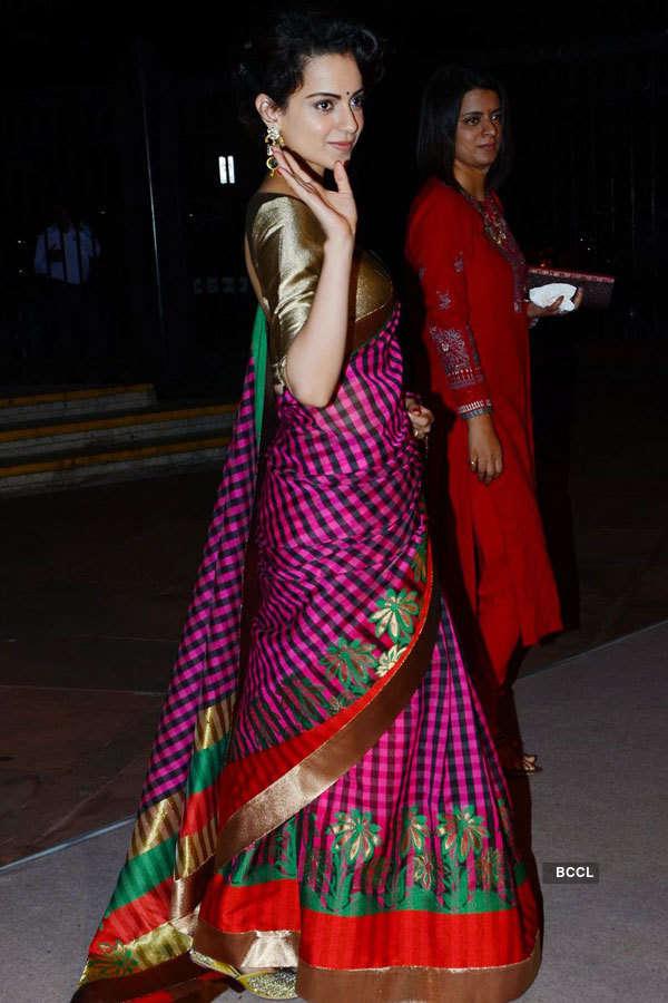 Arundhati, Sahil's wedding reception