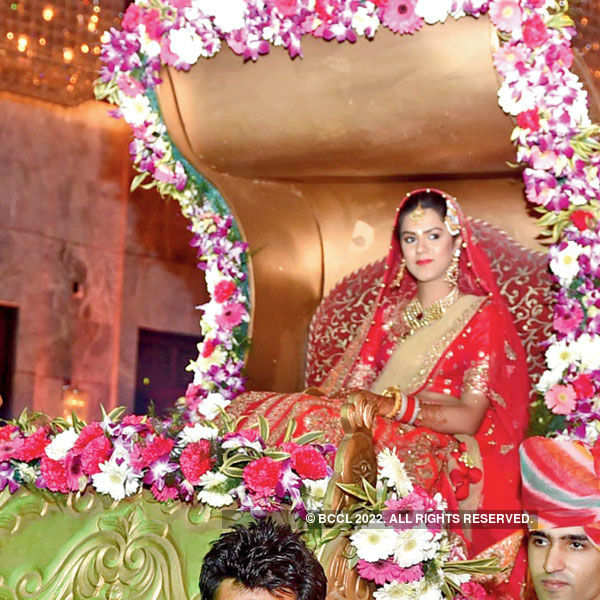 Sidharth weds Tanisha