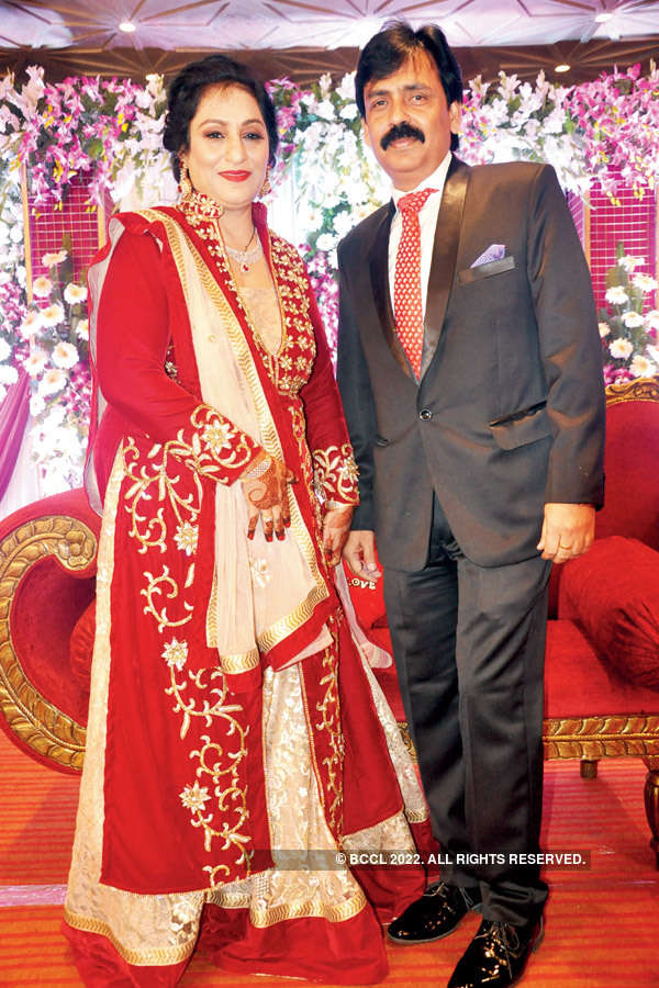 NK Arora & Nutan 25th wedding anniv.