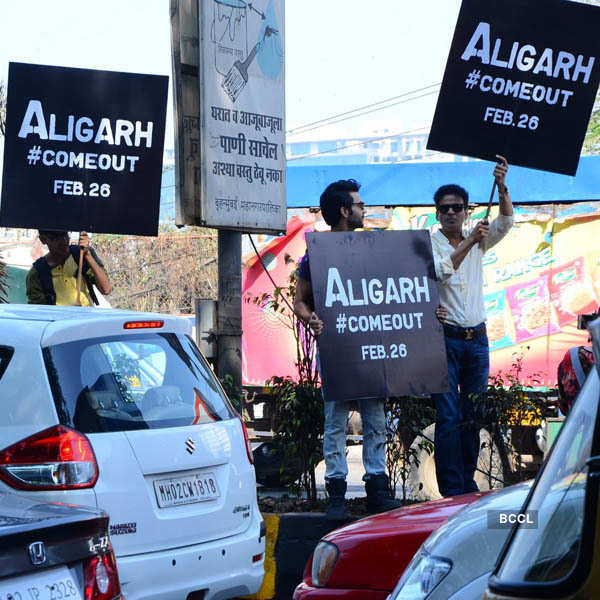Aligarh: Promotion