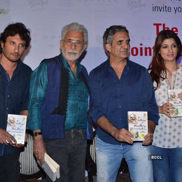 Kesri Khambatta's Book Launch