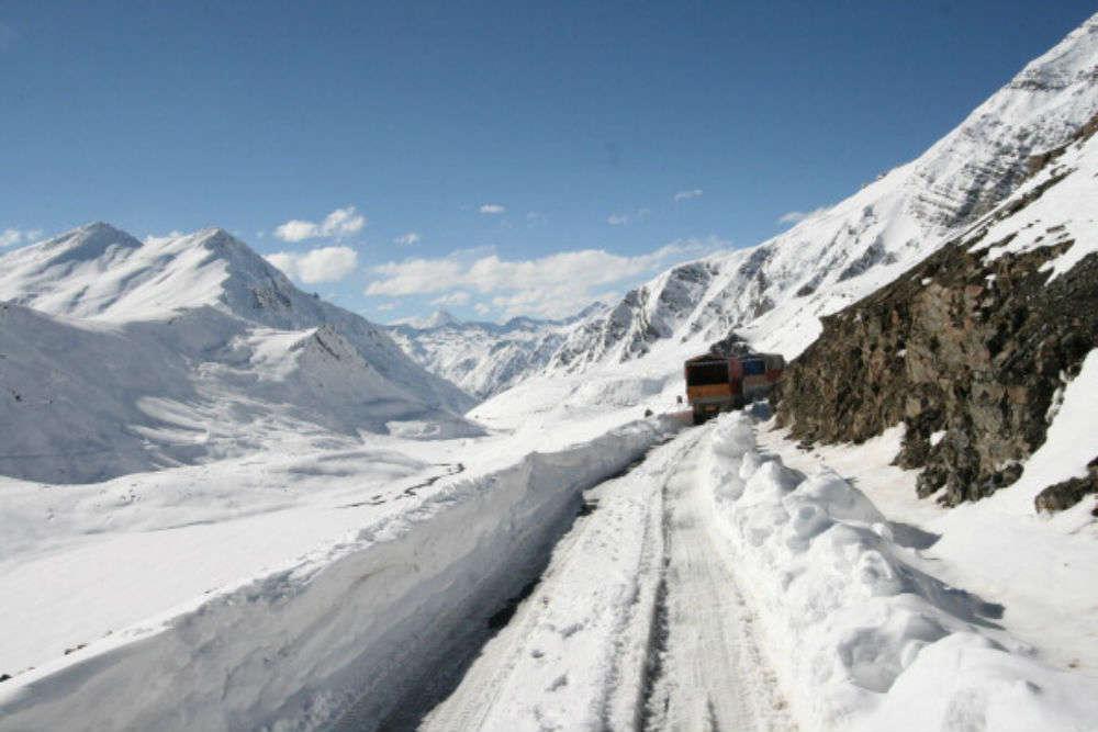 Khardungla Pass   Adventure In Ladakh   Times of India Travel