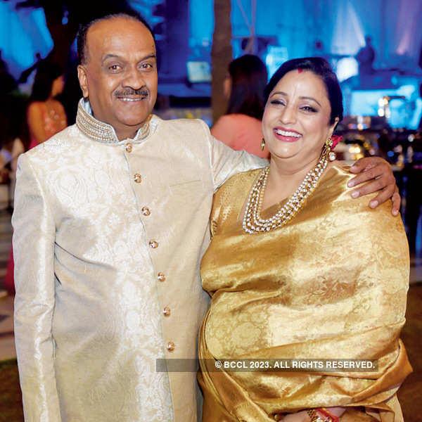 Samaira & Dilkash's wedding ceremony