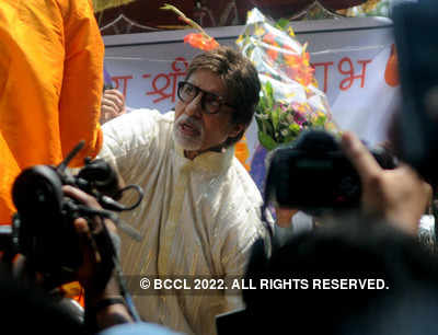 Amitabh Bachchan turns 69