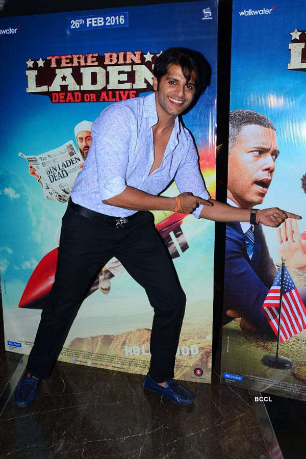 Tere Bin Laden 2: Screening
