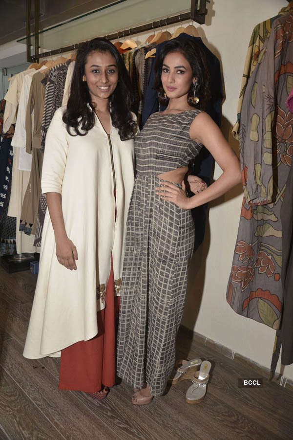 Natasha J launches her new collection