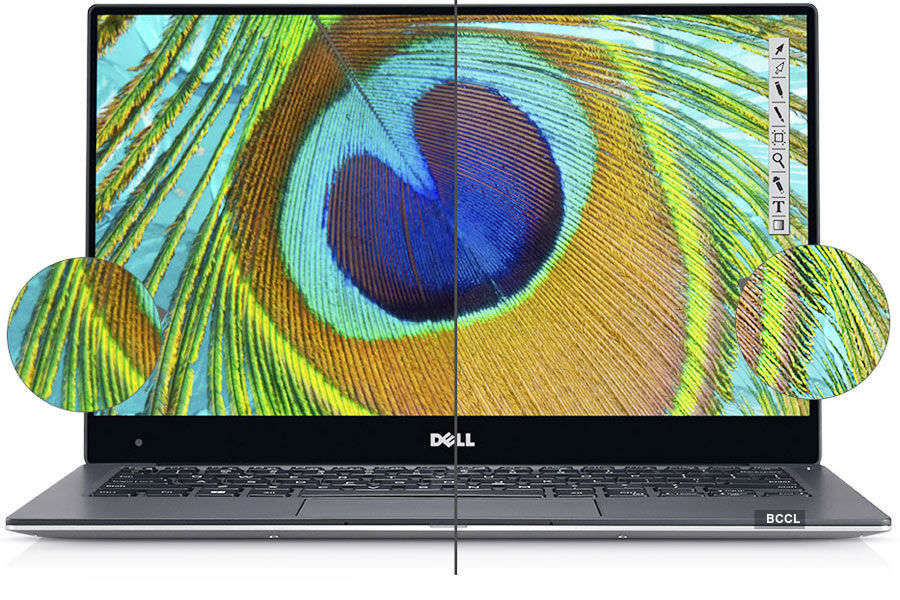 Dell XPS 13 Gold edition