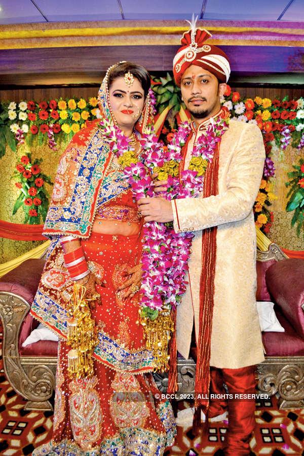 Nikita & Utkarsh's wedding ceremony