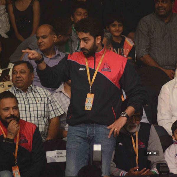 PKL 2016: U Mumba Vs Jaipur Pink Panthers
