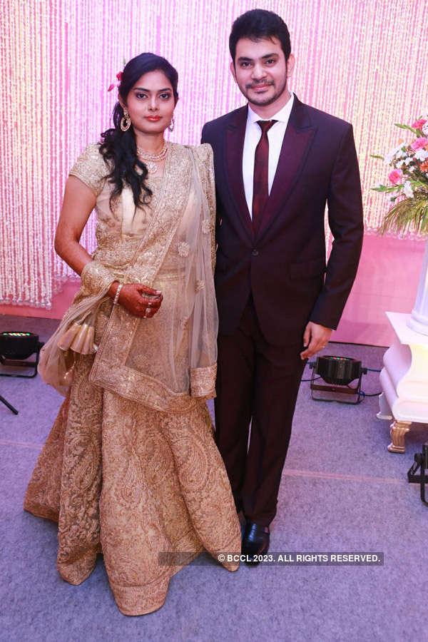 Sethu and Uma's wedding ceremony