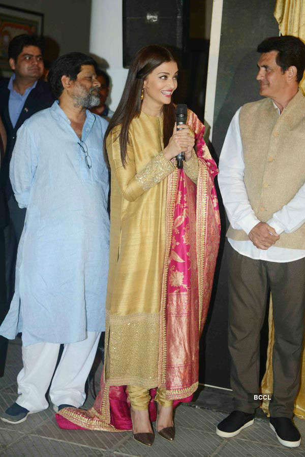 Sarbjit: Poster launch