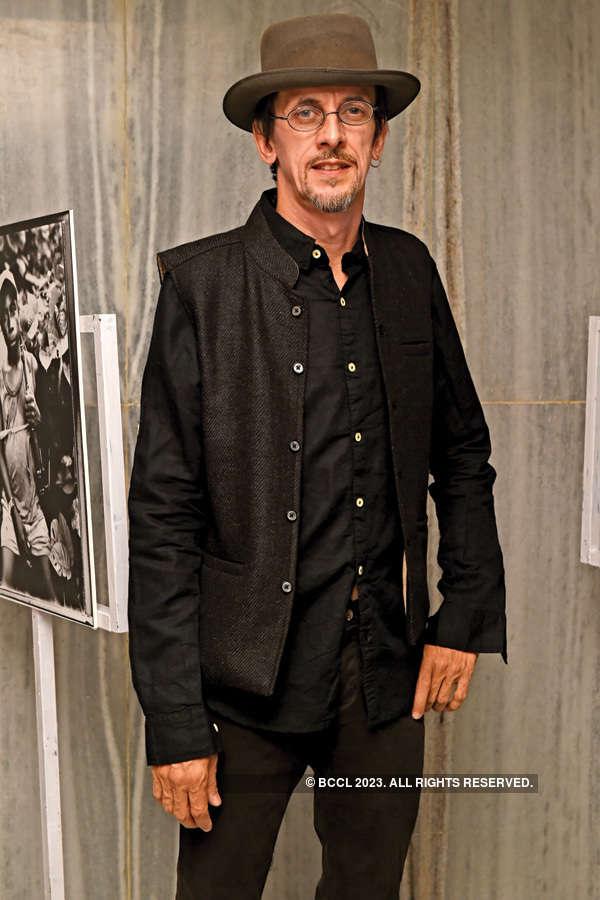 Art lovers at photo biennale