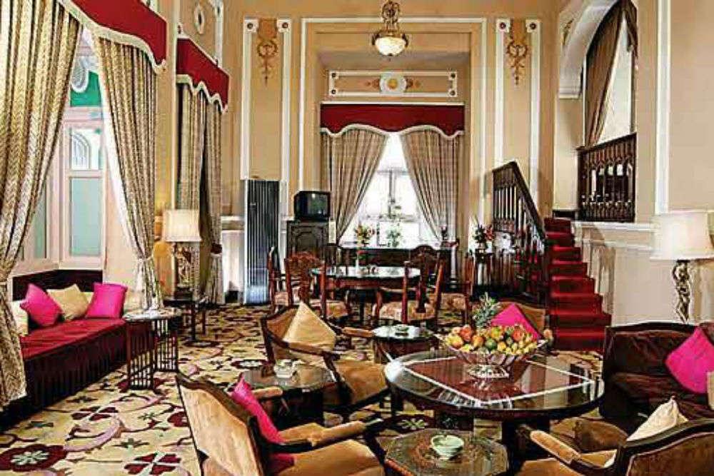 Rajendra Vilas Palace