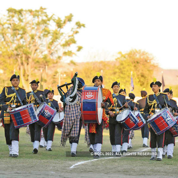 All India Police Band Competition: Closing ceremony