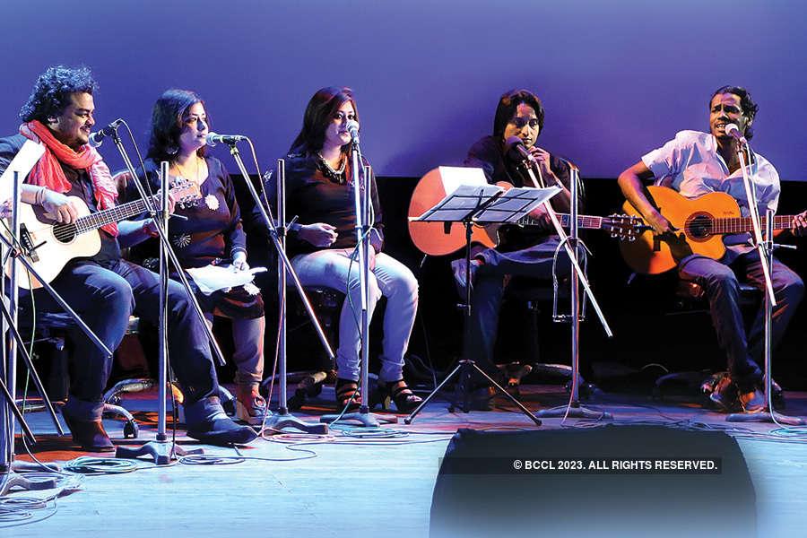 Enamul Karim Nirjhar's concert
