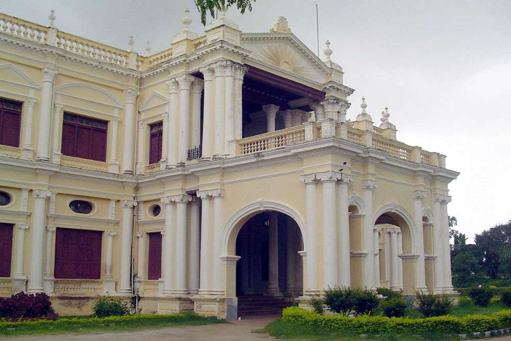 Jayalakshmi Vilas Mansion