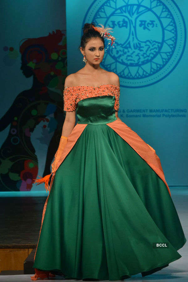 Sophia College's Fashion Show