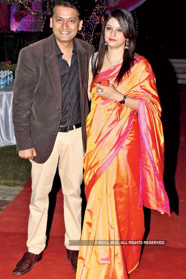 Abhinav & Radhika's wedding reception