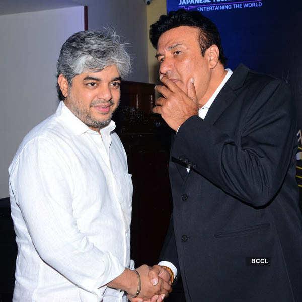 Anu Malik's Honour & Party