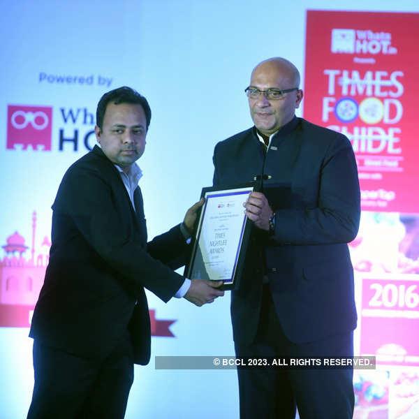 Times Nightlife Awards '16 - Delhi: Winners