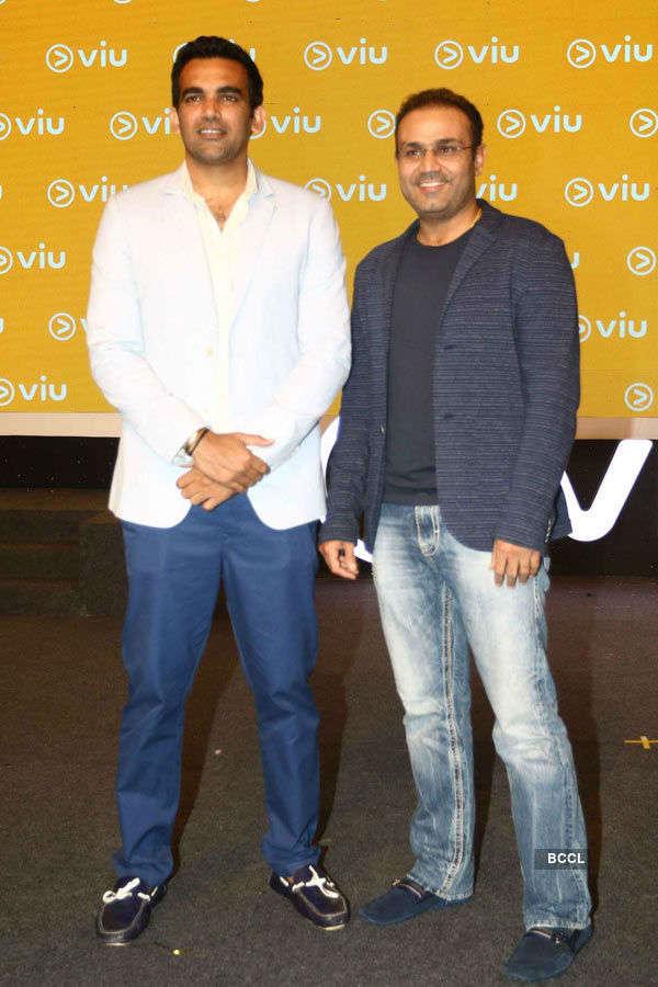 Celebs @ Viu launch