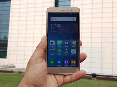 Xiaomi launches Redmi 3 Pro with 3GB RAM & 4,100 mAh battery