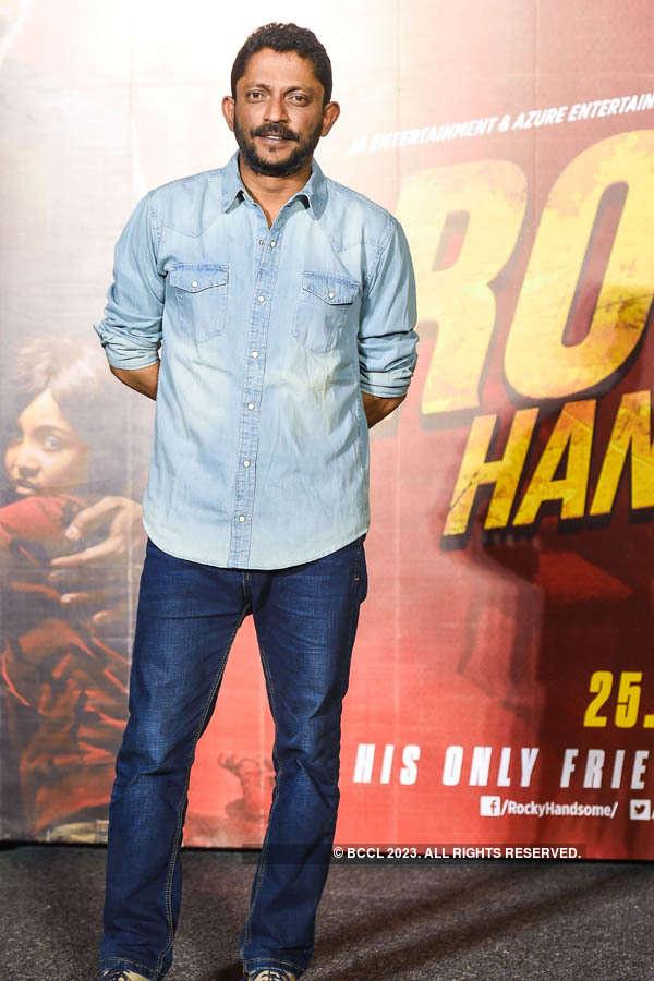 Rocky Handsome: Trailer Launch